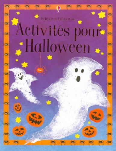 Activités pour Halloween par Fiona Watt