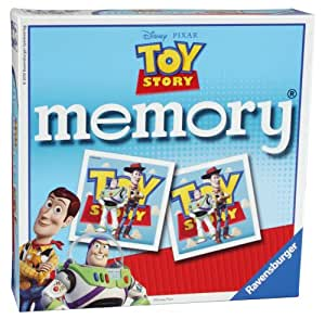 Ravensburger - 21998 - Jeu Educatif Premier Age - Toy Story - Grand memory®