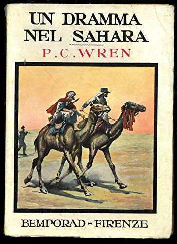 Un dramma nel Sahara (Beau Geste).