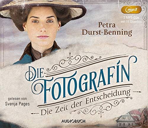 Die Fotografin - Die Zeit der Entscheidung (2 MP3-CDs) (Fotografinnen-Saga) 1900 Mp3