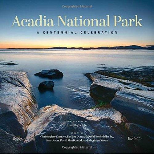 Acadia National Park Me (Acadia National Park: A Centennial Celebration)