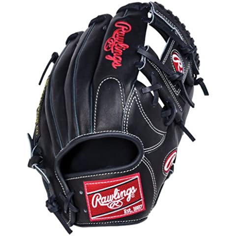 Rawlings Heart of the Hide Players Series Baseball Gloves, 11.25 by Rawlings