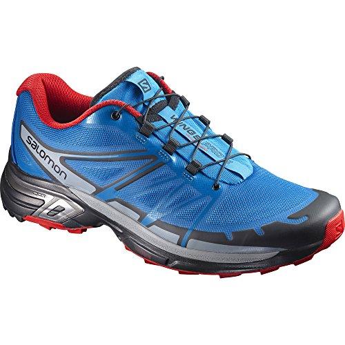 Salomon Wings Pro 2, Chaussures de Running Entrainement Homme blue