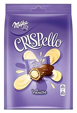 MILKA-MILKA Crispello Vanille 140g