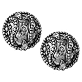 Women's Fashion Jewellery Oxidized Stud ...