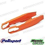 MONDOCROSS Protezione forcellone POLISPORT Arancione KTM 125 EXC 12-16 125 XC-W 17-17 200 EXC 12-16 250 EXC 12-17 250 EXC F 12-17 300 EXC 12-17 350 EXC F 12-17 450 EXC 12-17 500 EXC 12-17