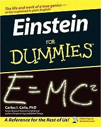 Einstein For Dummies by Carlos I. Calle (2005-06-10)