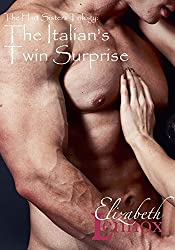 The Italian's Twin Surprise (The Hart Sisters Trilogy Book 2) (English Edition)