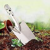 NFNFUNNM Metallhandschaufel-Gartengerät, Gartenhandgeräte, Es Wird Zum Graben, Pflanzen, Düngen Oder Jäten Verwendet.