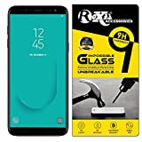 Roxel Tempered with Unbreakable Impossible Film Glass for Samsung Galaxy J6