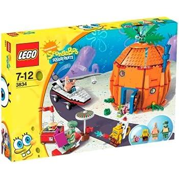 LEGO Spongebob 3834 Good Neighbours at Bikini Bottom