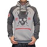 MINAZUKI, Herren Sweat-Shirt, Hooks, MZ-SW-001
