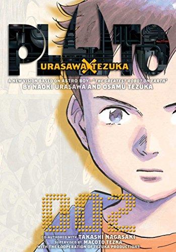 Pluto Urasawa x Tezuka. Vol. 2