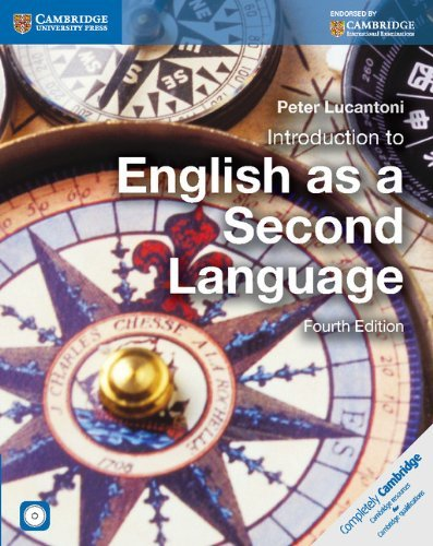 Introduction to English as a Second Language Coursebook with Audio CD (Cambridge International IGCSE) by Peter Lucantoni (2014-09-15)