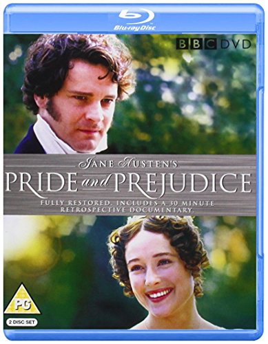 Pride and Prejudice [Blu-ray] [UK ()