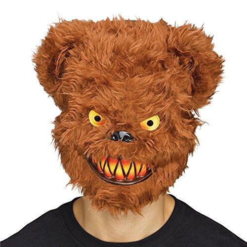 Bär Killer Critter Maske für Halloween Animal Fancy Kleid Cosplay (Kostüm Killer Bär)