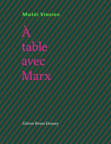 A table avec Marx