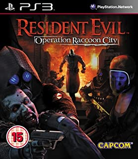 Resident Evil : operation Raccoon city [import anglais] (B005APTGQY) | Amazon Products