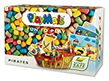 PlayMais 160251 - PlayMais FUN TO PLAY Pirates, Bastelset