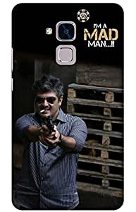 thala Designer Printed Back Case Cover for Huawei Honor 5C