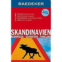 Baedeker Reiseführer Skandinavien, Norwegen, Schweden, Finnland: mit GROSSER REISEKARTE