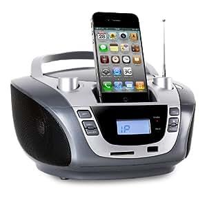 Inovalley R60 Radio Cassettes Lecteur CD MP3 Port USB