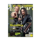 Guitar Ausgabe 11 2013 - Metallica - mit CD - Interviews - Workshops - Playalong Songs - Test und Technik