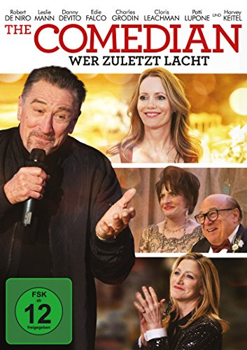 The Comedian - Wer zuletzt lacht Billy Crystal-dvd