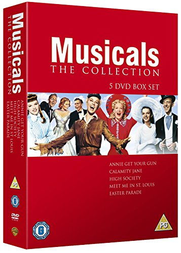 Musical Collection - Annie Get Your Gun / Easter Parade / Calamity Jane / High Society / Meet Me In (Musicals Collection)