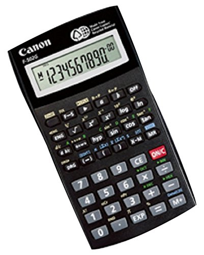 Canon F 502G Calcolatrice