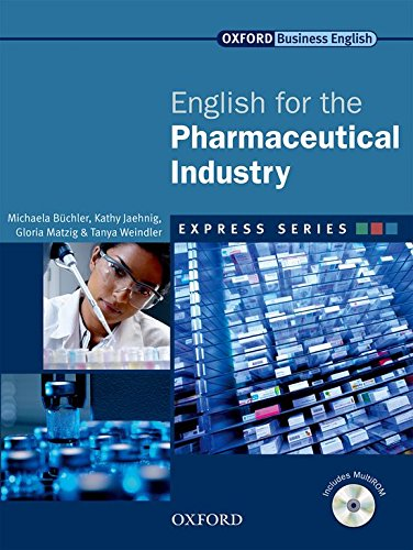 English for Pharmaceutical (Express Series) por Michaela Buchler