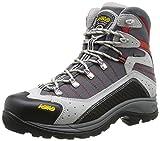 Asolo Drifter Gv, Chaussures de randonnée montantes homme - Gris (A244 Argent Stone Rouge) -  43 2/3EU-9.5 UK