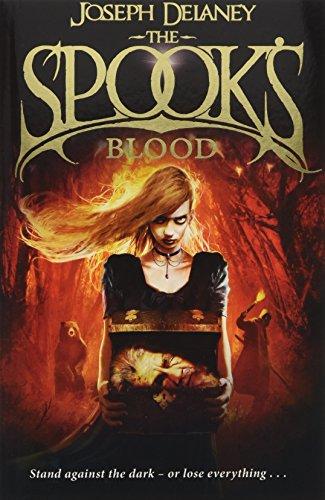 The Spook's Blood: Book 10 (The Wardstone Chronicles) por Joseph Delaney