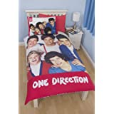 One Direction - funda nórdica individual