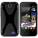 mumbi X-TPU Schutzhülle für HTC Desire 310 Hülle