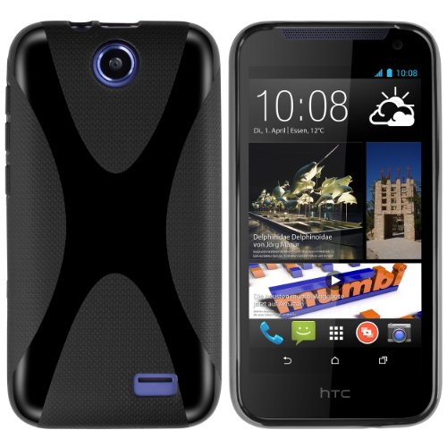 mumbi X-TPU Schutzhülle HTC Desire 310 Hülle