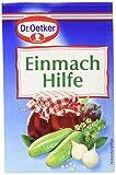 Dr. Oetker Einmach-Hilfe 3er, 20er Pack (20 x 7.5 g Beutel) thumbnail