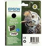 Epson T079140/20 Stylus Photo 1400 Inkjet / Getto d'Inchiostro Cartuccia Originale, con Amazon Dash Replenishment Ready