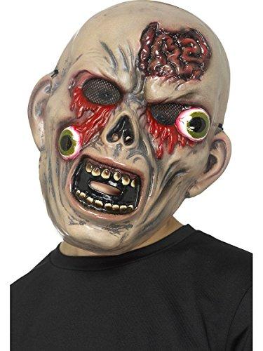 Kinder Maske Monster Zombie hervorquellendes Auge Halloween