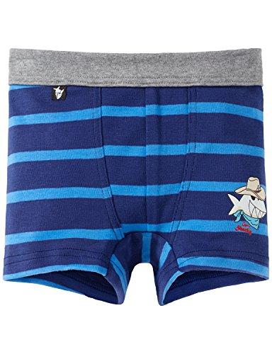 Schiesser Jungen Boxershorts Capt´n Sharky Hip Shorts