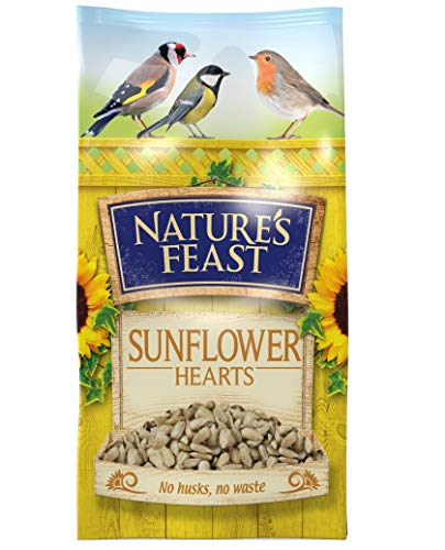 Natures Feast Premium Sunflower Hearts 5kg 2400241