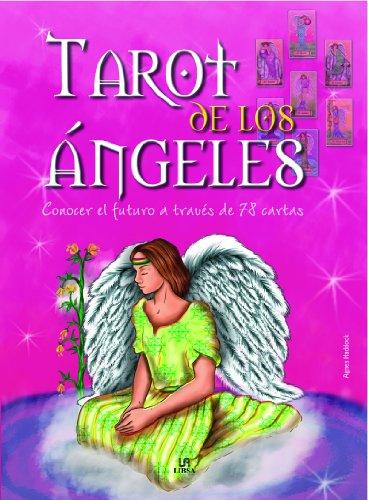 Portada del libro Tarot de los Angeles: Conocer el futuro a través de 78 cartas (Nuevo Destino)