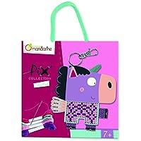 Avenue Mandarine 52660O Un kit initiation point de croix Pix' - Celestine