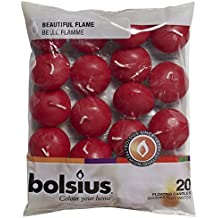 Bolsius Floating Candles in Bag Set of