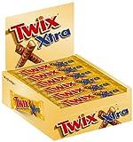 Twix Xtra Schaukarton à 30 Riegel, 1er Pack (1 x 2.55 kg)