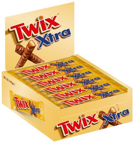 Twix Xtra 85g (pack of 30)