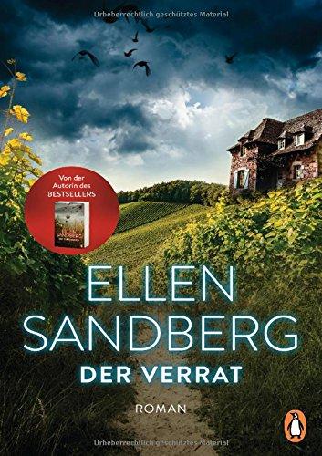 Buchseite und Rezensionen zu 'Der Verrat: Roman' von Ellen Sandberg