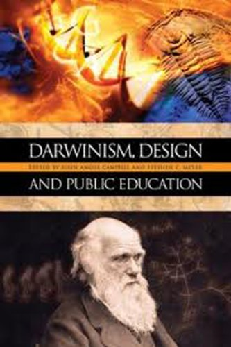 Darwinism, Design, and Public Education (Rhetoric and Public Affairs Series)