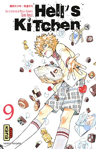 Hell's kitchen Vol.9