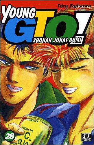 Young GTO - Shonan Junaï Gumi Vol.28